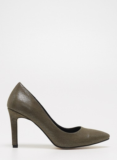 D by Divarese Klasik Ayakkabı Yeşil